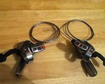 Shimano Schalthebel, Shimano R770 Paar Speedbike Rennrad