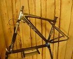 GT Bicycles Rahmenset GT Zaskar Team Carbon/Sid XX