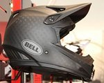 Bell Full-9 Helm matt Black Carbon Gr, M Neu