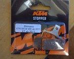KTM Bremsbeläge für Shimano XT/XTR von KTM