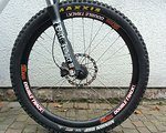 Cesur Mountainbike Maxxis,Marzocchi,Sram