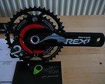 Power2Max Rotor Rex 3 - Leistungsmesser gebraucht, Kurbel Neu !!