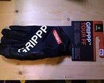 Hirzl Grippp Tour FF Black Edition, Größe L(9, brandneu.