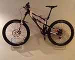YT Industries Wicked PRO 2013 S BOS Deville Vip´r 170 /168
