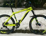 Onone 456 Carbon X01 Rock Shox Pike 160mm Formula R0 On One Hardtail