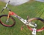 Monty Trialbike 231 camel