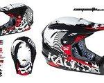 Kali Avatar DH/FR composite fusion pat. technology Fullface Helm // SALE//