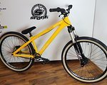 Dartmoor 26 Player Custom Dirt/Street Bike NS Rotary Truvativ Spank