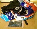 Troy Lee Designs D3 Stinger Helm