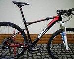 BMC TE01 Rahmen mit Ausstattung von Bergamont Revox Team 2013
