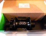 Hope Pro 2 Evo Hub 20mm Black 36 spoke