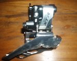 Shimano XTR FD-M985 Shimano XTR Umwerfer 2-/10- fach