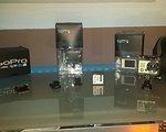 Gopro Hero HD mit Zubehör
