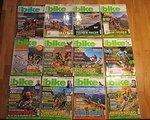 Bike Zeitschrift BIKE 2010 + 2011 + 2012