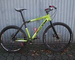 Scott Aspect Singlespeed, 69er Custom-Aufbau