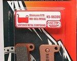 Kool Stop 2PAAR Shimano XTR Beläge Sintered KS-D630S