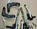 Shimano XT BREMSEN  BR-M750 + Hebel M739 TOP ZUSTAND !!!