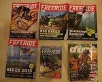 Freeride Magazine , Dirt, Freeride Buch