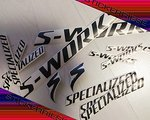 Stickerriese Specialized S-WORKS Aufkleber Satz