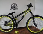 "NS Bikes Bikes Bike 26"" DECADE Custom Dirt/Street Bike"