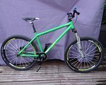 NS Bikes Surge - Hardtail Downhill Singlespeed