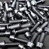 Ti-Suspension Flaschenhalterschrauben TITAN schwarz M5x15 NEU