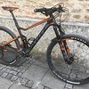 Scott Spark 910 Gr. L schwarz/orange