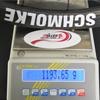 Radsporttechnik Müller Laufradsatz Extralite Cyberfront+rear Schmolke TLO45 Carbon Clincher SAPIM 1190g