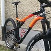 Wilier Triestina 110FX-Carbon-Fully, Marathon, CrossCountry, XTR/Sram XX1 Eagle
