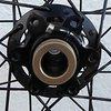 Syntace W35 MX Rear X12x142mm 27.5'' 32 Sapim Messerspeichen 6-Loch