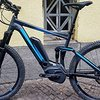 """Cube Stereo Hybrid 120 HPA Race 20"""" // 27.5 // 500 Wh"""
