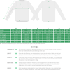 Rocday MANUAL Jersey SANITIZED®, Melange/White, Gr. XL