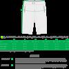 Rocday ROC Lite WMN Shorts green Gr. L