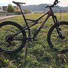 Specialized Stumpjumper Expert FSR Carbon Custom XL Modell 2016