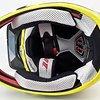 Troy Lee Designs TLD D3 Carbon Zap Yellow Gr.L/XL *wie Neu* + Tasche, Visier, Oakley Brille