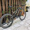 Santa Cruz Bronson 2018 Carbon Fox Hope Ext Mt7 Raceline