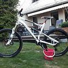 """Lapierre Spicy 516 26"""" Freeride Fully Modell 2011"""