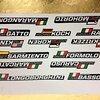 Cannondale Orginal Pro Cycling Team Aufkleber Sticker Saison 2014/2015 Sagan Cannondale Sticker Aufkleber