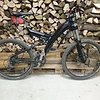 Votec C9 Carbon Bike mit Votec GS IV Classic