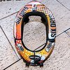 Ortema Neck Brace RED BULL Special Edition