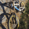 "Canyon Torque DHX Flashzone 26"" L"