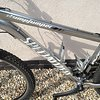 Specialized Stumpjumper, 26 Zoll, Hardtail, silber