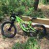 Specialized Comp FSR monster green