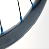 "Radsporttechnik Müller Laufradsatz 29"" Carbon Ti blau Duke Lucky Jack SLS 6Ters CX Ray ca.1230g"