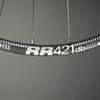 "Radsporttechnik Müller Laufradsatz Rennrad / Cross Disc DT Swiss 350 RR421 28"" Sapim CX Ray 1535g NEU"