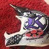 Kabuto Helm mit Zubehör *wie neu*