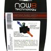 Now8 Cerablade, Magura mt5/7 kompatibel, carbon-metallic, Trägerplatte beidseitig keramikbeschichtet