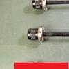 Coda Schnellspanner Vorderrad schwarz - 2 Stück