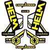 Cane Creek Helm Decals individuell
