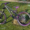 Dartmoor wish custom 2015 26'' grau / lila **PREISUPDATE**